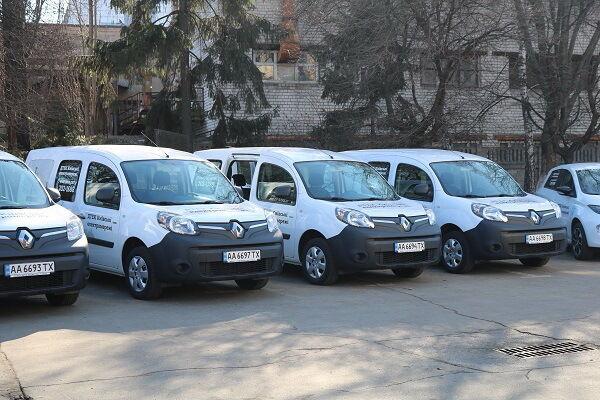 Электроуслуги киевлянам будут предоставлять на электромобилях