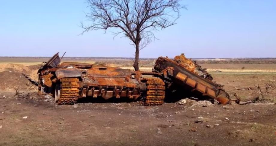 Танк Т-72 БА