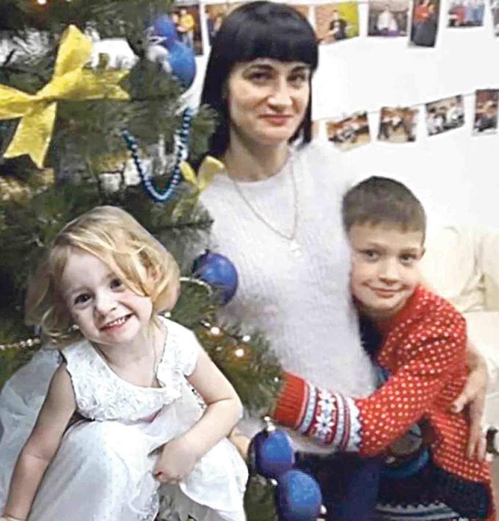 Убита сім'я Малець