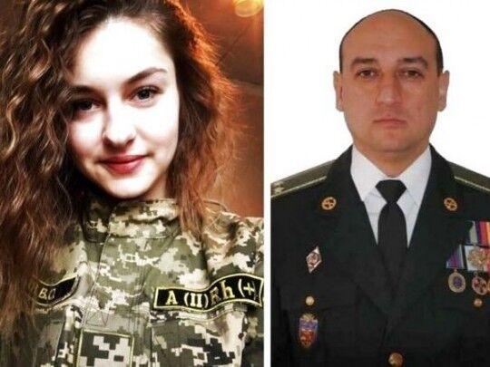 Валерія Сікал і Віктор Іванів