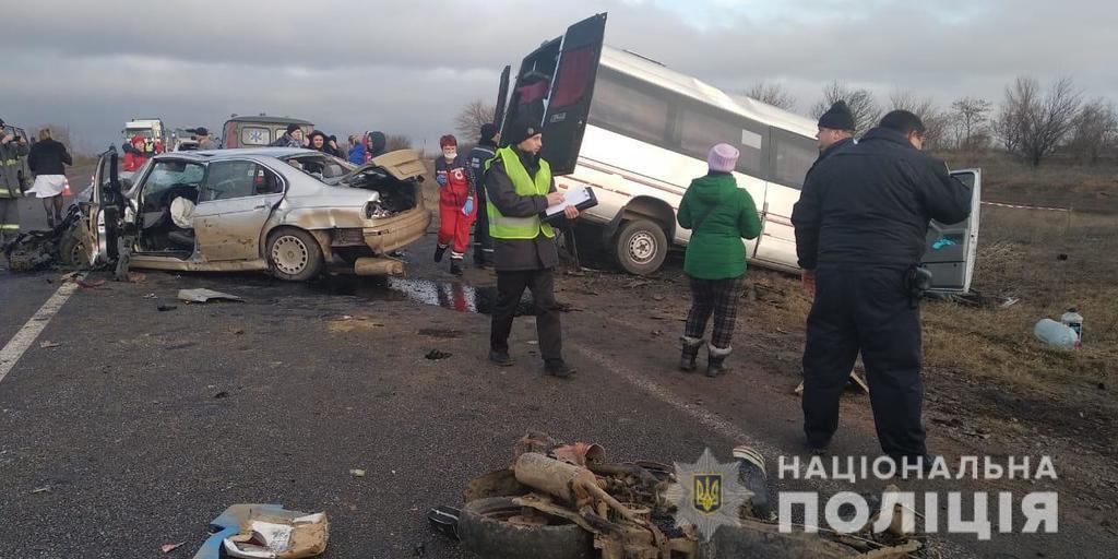 Ужасы дорог: всплыли жуткие данные о числе ДТП в Украине