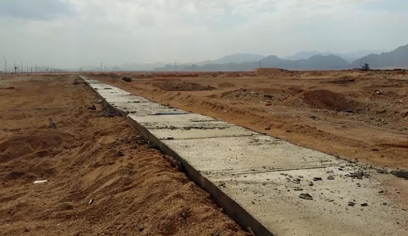 Популярний курорт у Єгипті вирішили огородити парканом