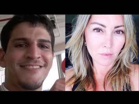 Вінісіус Серра і Елаін Капарроз до нападу
