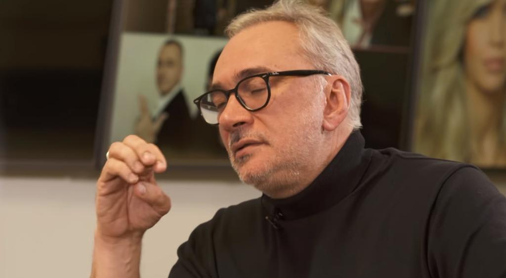 Костянтин Меладзе в студії Vласть vs Vлащенко