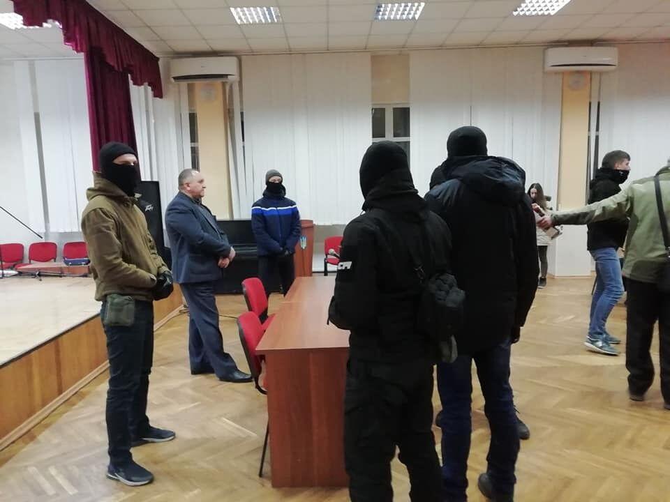 Задержание Марченко