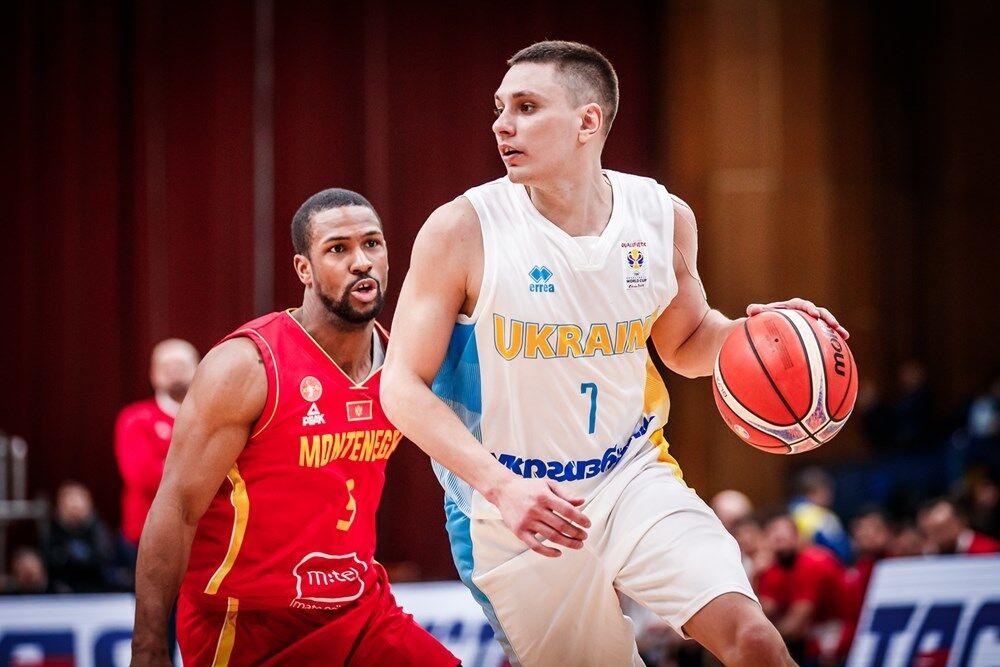 Україна - Чорногорія