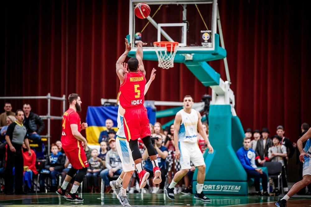 Украина - Черногория