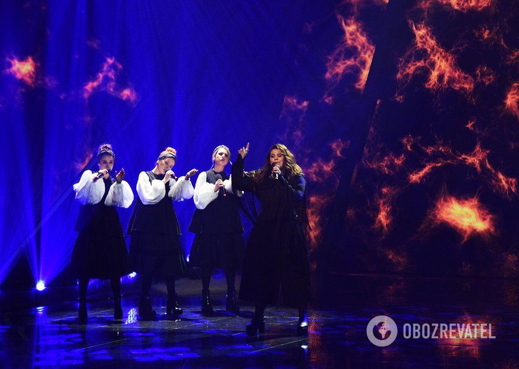 Финал Нацотбора-2019: как выступила KAZKA