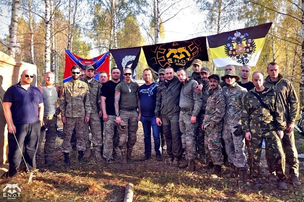 Россия начала зачистку оккупантов Крыма и Донбасса