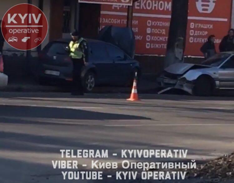 ДТП в Новых Петровцах