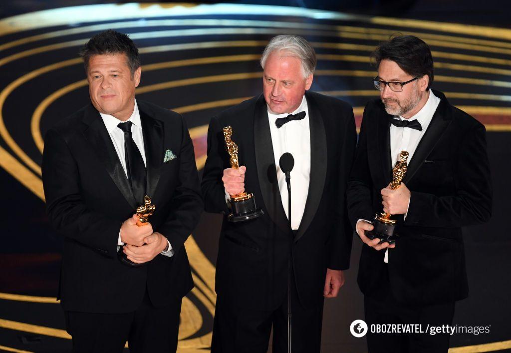 ''Оскар-2019'': переможці та головні події церемонії