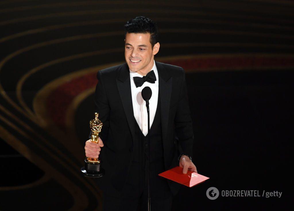"""""""Оскар-2019"""": 5 несподіваних фактів про кращого актора Рамі Малека"""