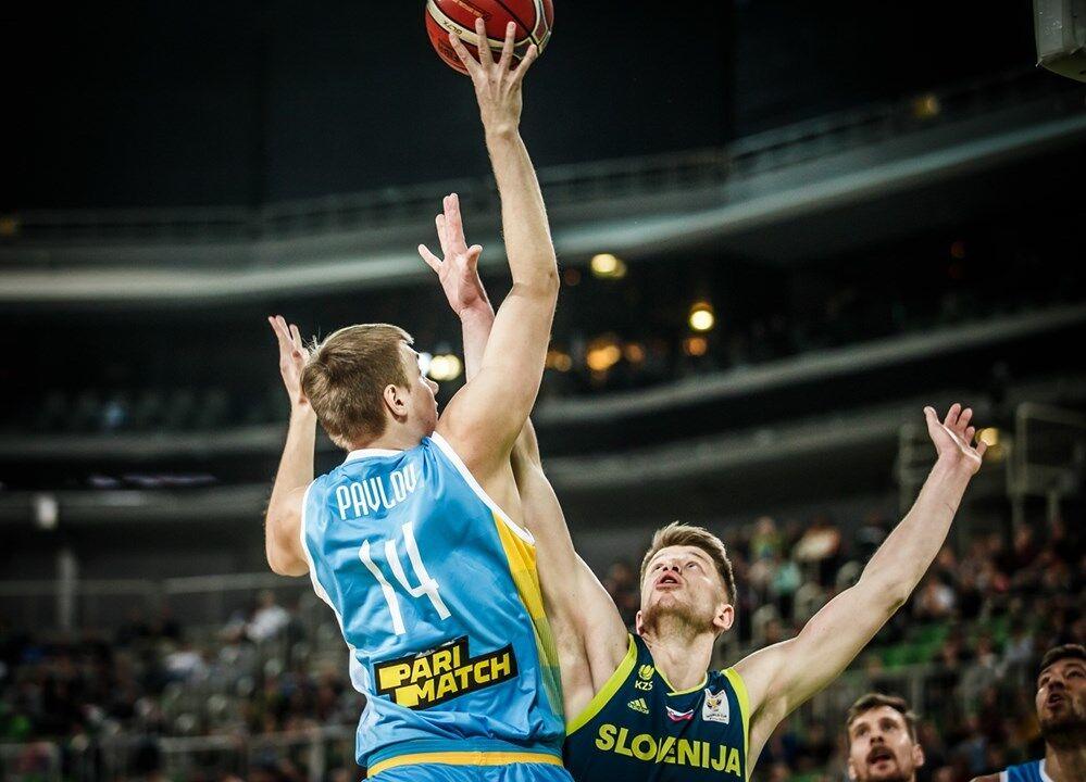 Словения - Украина