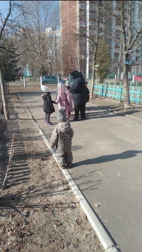 Десткий сад №285 в Києві
