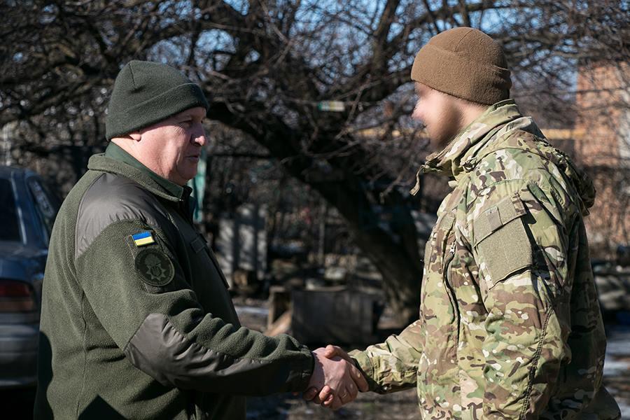 Українські військові знищили ворожих снайперів