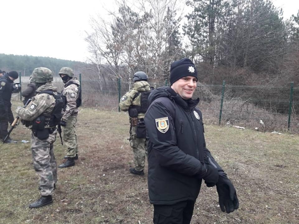 """Спецназ взял """"титушек"""" в Одессе"""