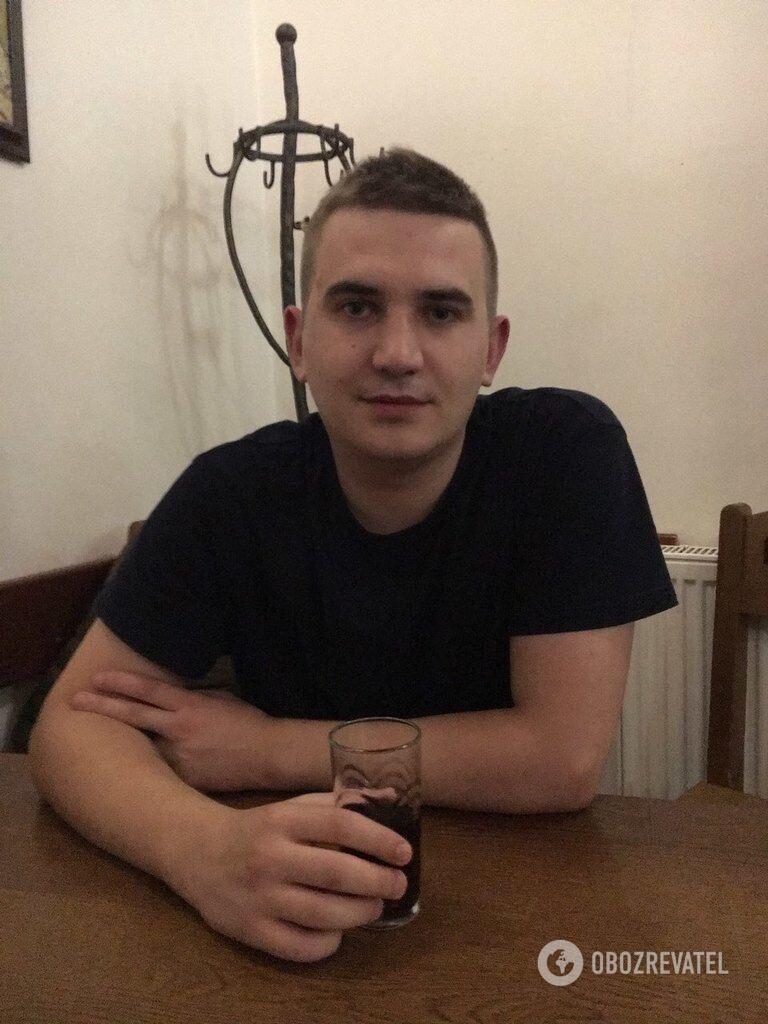 26-летний Богдан Шевчук