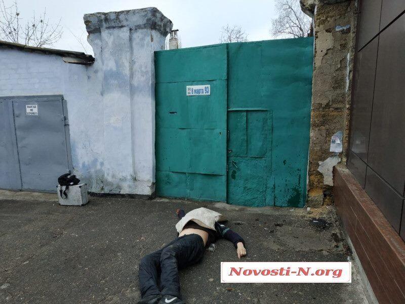 У Миколаєві знайшли труп із понівеченим обличчям