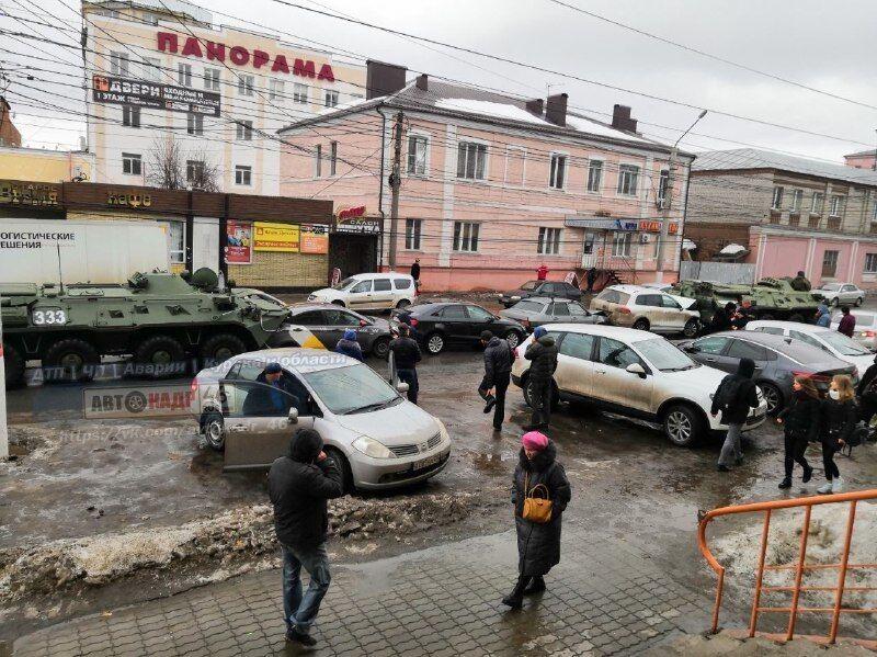 ДТП в Курске