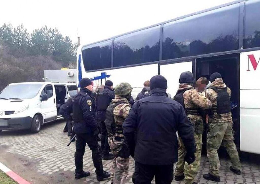 """""""Титушки"""" под Одессой: появилось опровержение"""