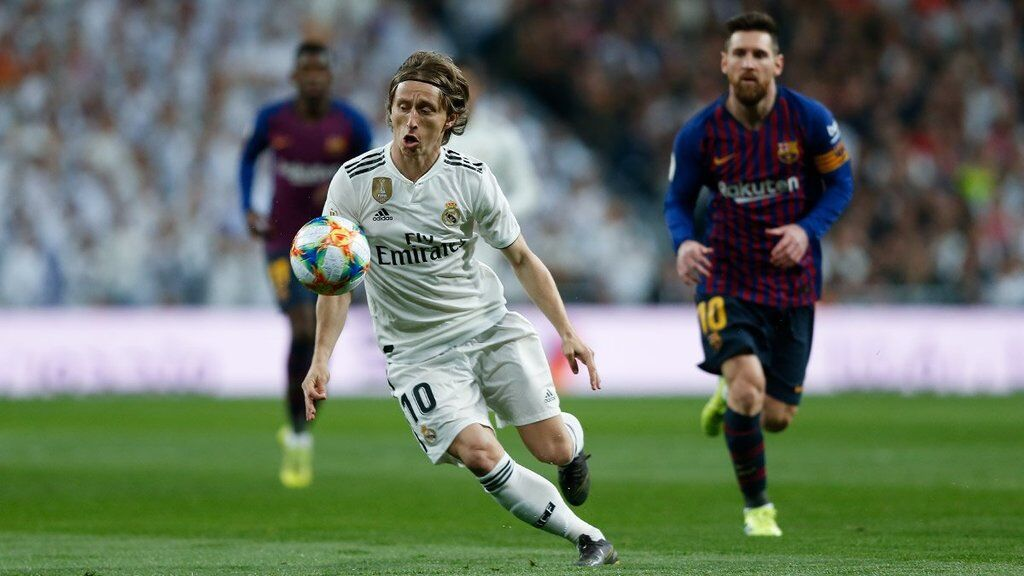 Реал - Барселона