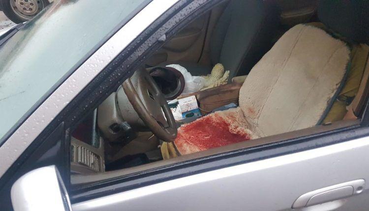 В Бердянске был убит таксист