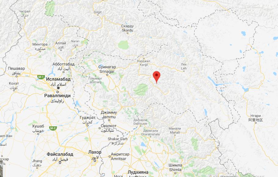 Пакистан сбил два военных самолета Индии: есть пленные