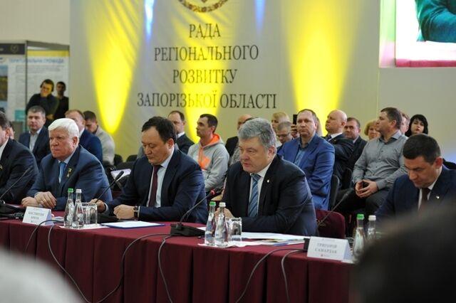 Пряме включення з будівельного майданчика у с. Тернівка Запорізької області