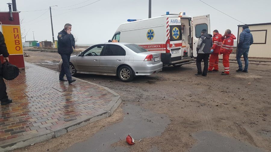 В Бердянске полиция задержала парня, подозреваемого в убийстве таксиста