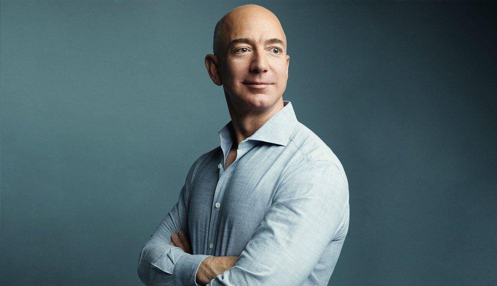 """Джефф Безос: главный """"Стратег"""" Amazon"""