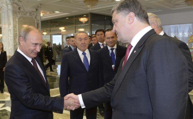 Пропагандистов аж трясет от Порошенко