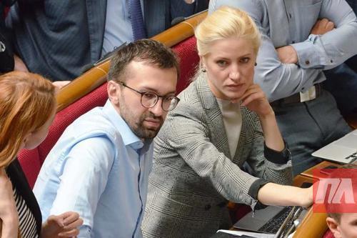 Сергей Лещенко и Светлана Залищук