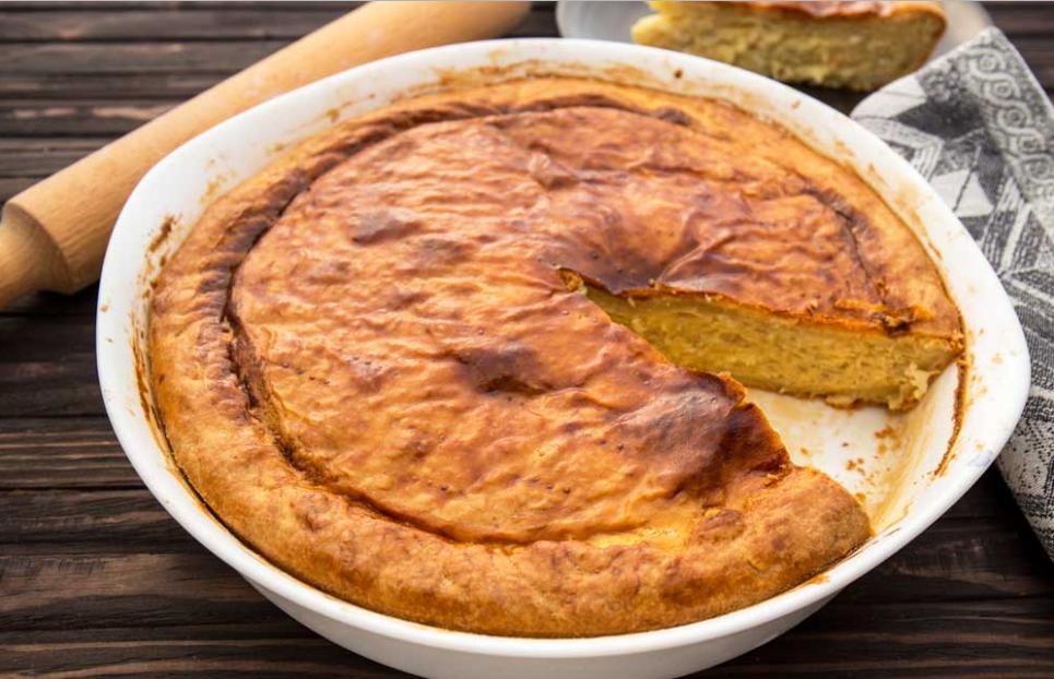 Как приготовить луковый пирог: рецепт