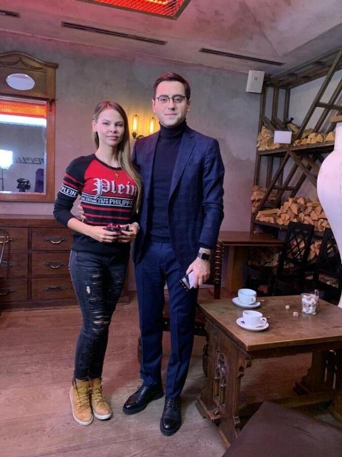 Информационную бомбу ''Настя Рыбка'' задействуют в выборах президента Украины