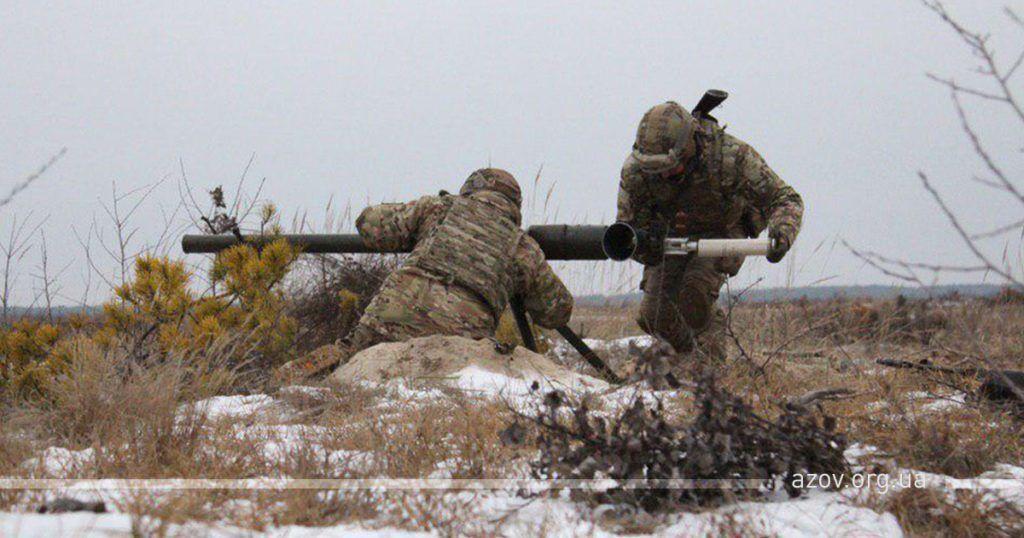 ''Азову'' на Донбасі напророкували бойовий успіх