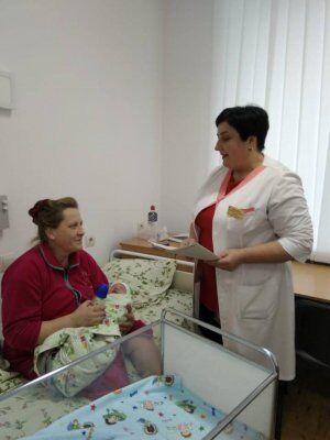 45-річна українка стала мамою 19-ї дитини