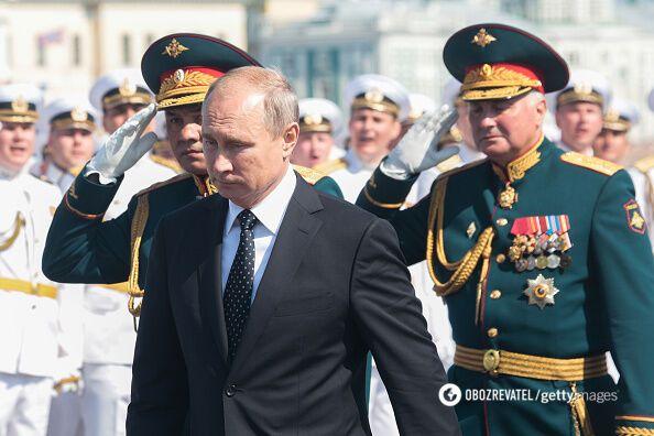 ''Путин готовится к большой войне'': названы признаки