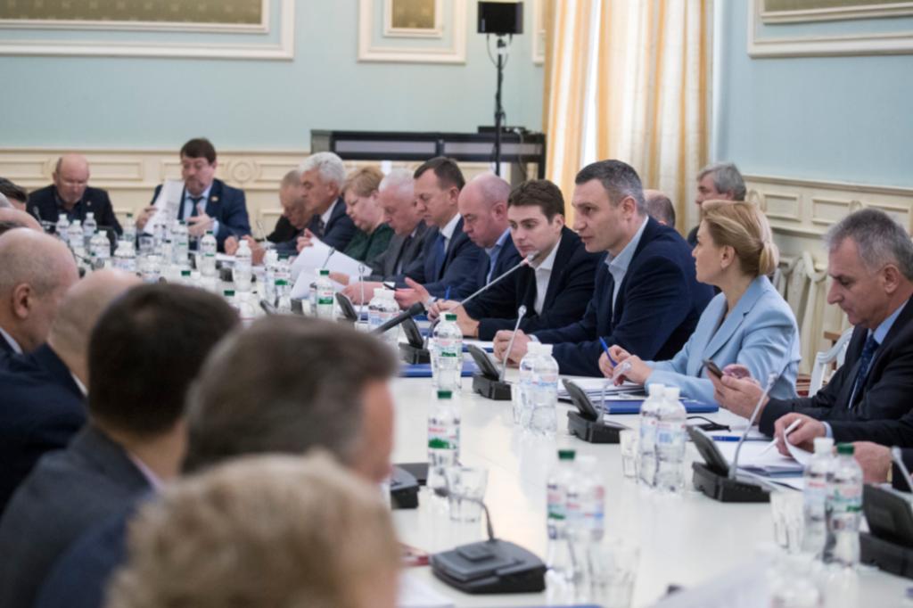 Кличко: до Асоціації міст України приєдналися 20 нових членів
