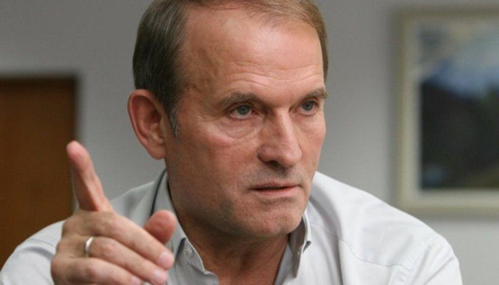 """""""Тягнути ніхто не буде"""": в ГПУ пояснили, що загрожує Медведчуку"""