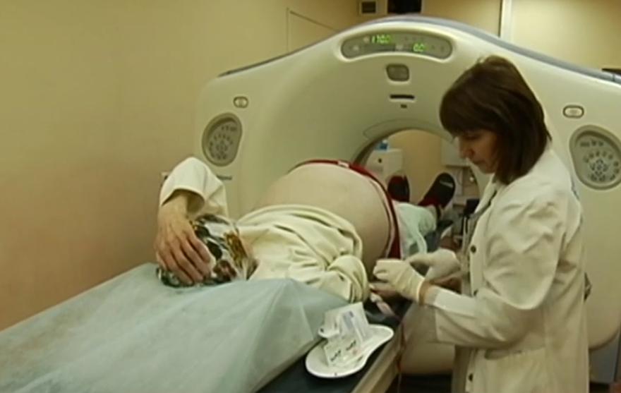 У Рівному жінці вирізали пухлину вагою в 30 кг