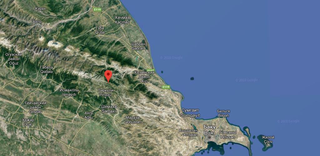 Азербайждан сколихнув потужний землетрус