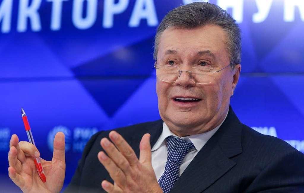 Названы тайны Путина, которые хранит Янукович