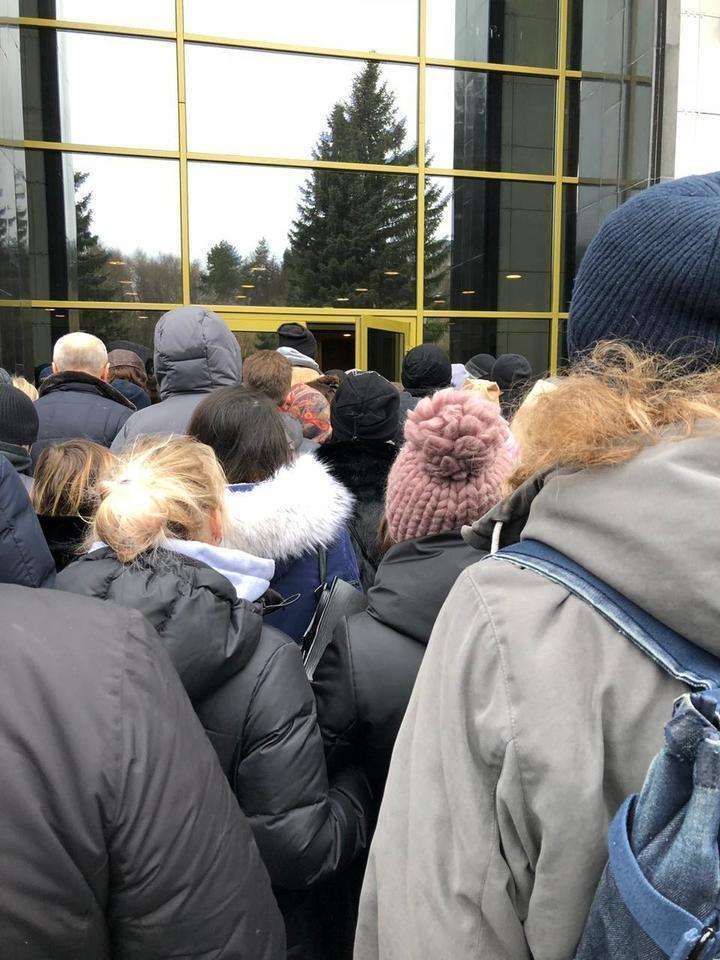 В Москве прощаются с рэпером Децлом: фото, видео церемонии