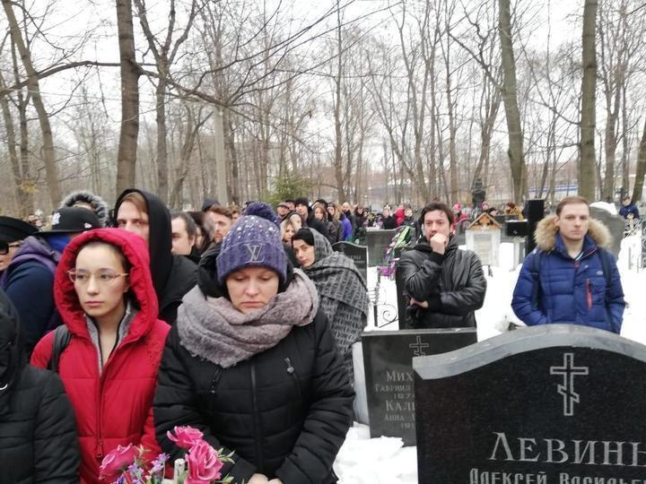 похорон Децла