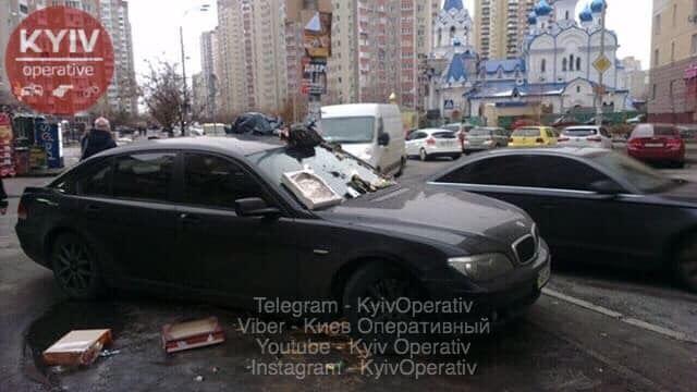 Известный шоумен и актриса нарвались на гнев киевлян из-за авто