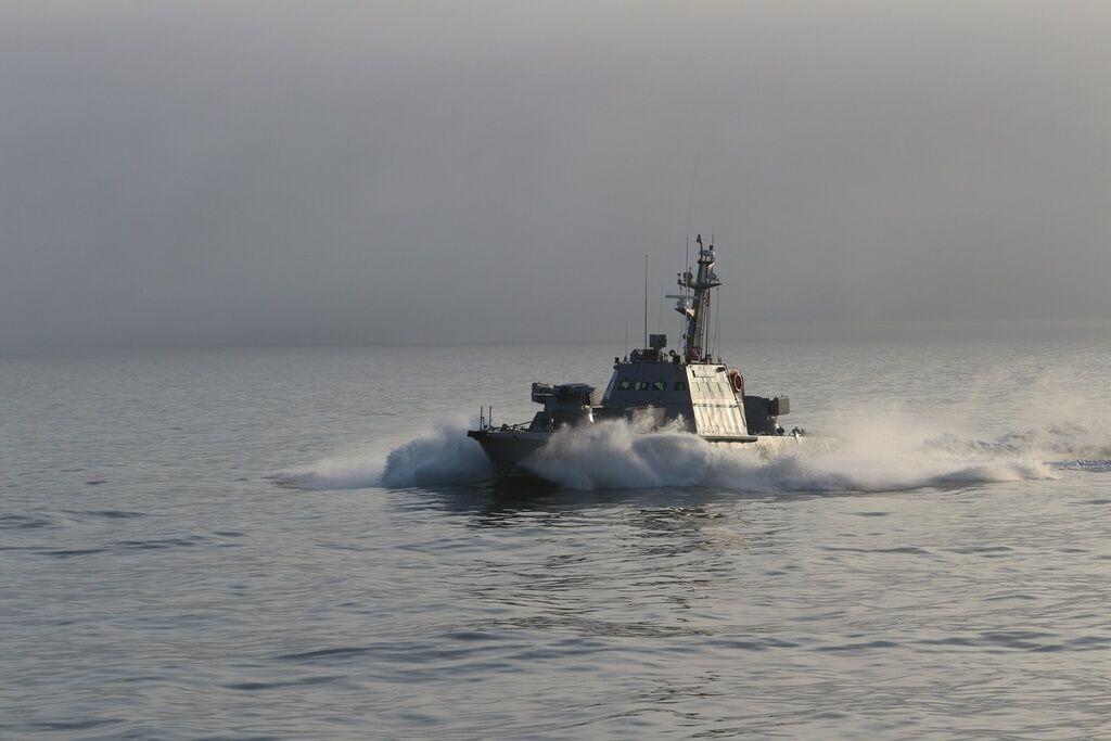 Украинские моряки отразили ''атаку'' на Азовском море