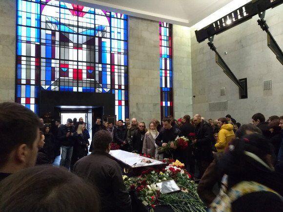 На похоронах Децла побачили поганий знак