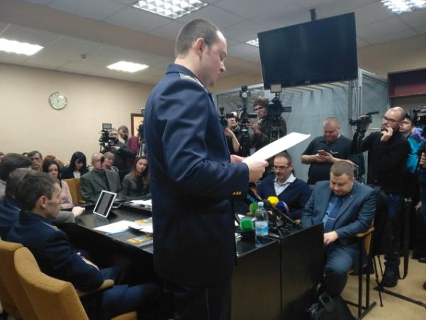Прокуроры назвали срок для Зайцевой и Дронова