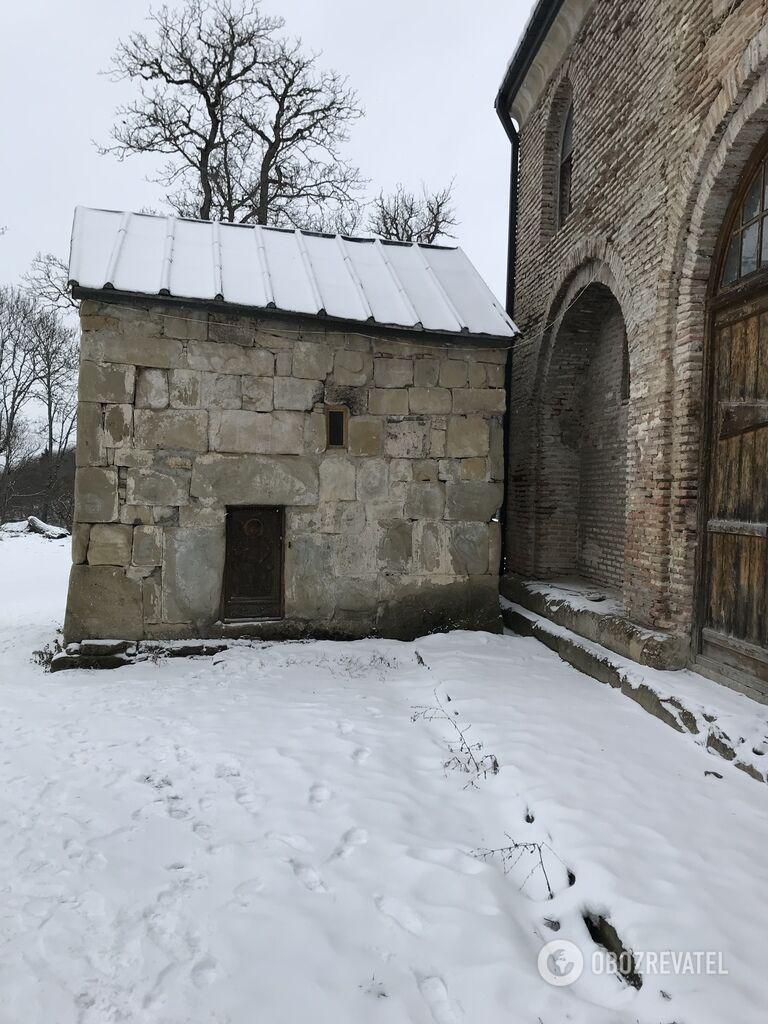 Кинцвиси - храмовый комплекс в Грузии