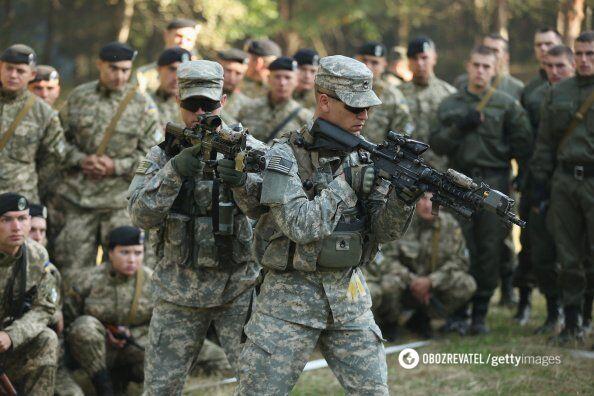 Курс на НАТО: офіцер США похвалив військову реформу України
